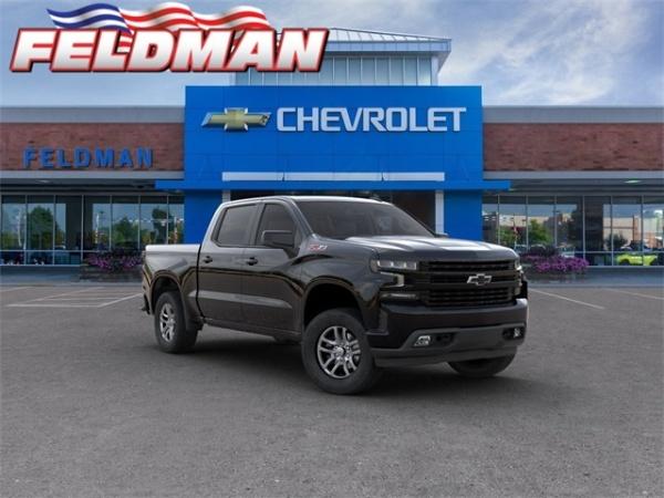 2020 Chevrolet Silverado 1500 in New Hudson, MI