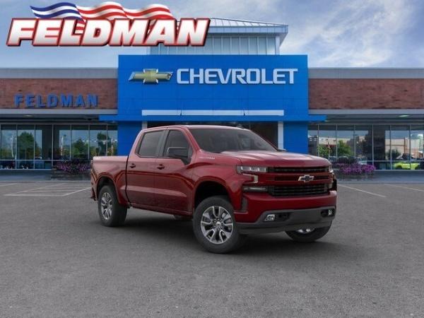 2019 Chevrolet Silverado 1500 in New Hudson, MI