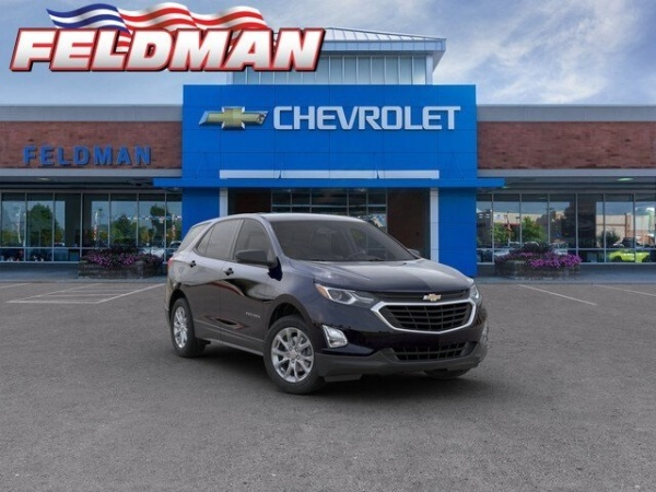 2020 Chevrolet Equinox in New Hudson, MI