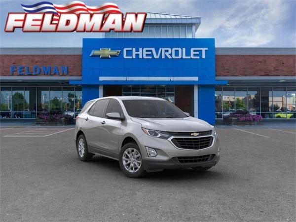 2020 Chevrolet Equinox in New Hudson, MI