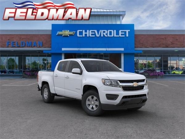 2020 Chevrolet Colorado in New Hudson, MI