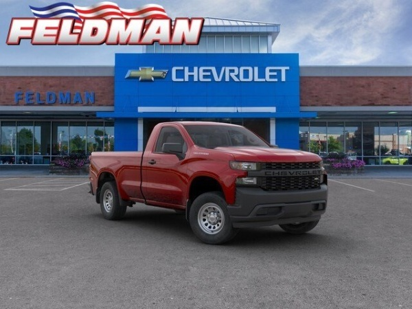 2020 Chevrolet Silverado 1500 in New Hudson, MI