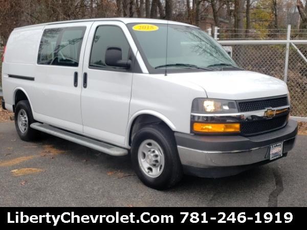 2018 Chevrolet Express Cargo Van in Wakefield, MA