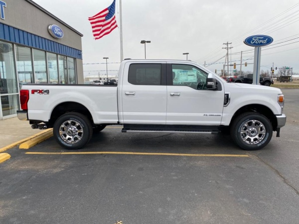 2020 Ford Super Duty F-250 in Marshall, IL