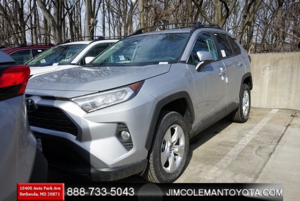 2020 Toyota RAV4 in Bethesda, MD