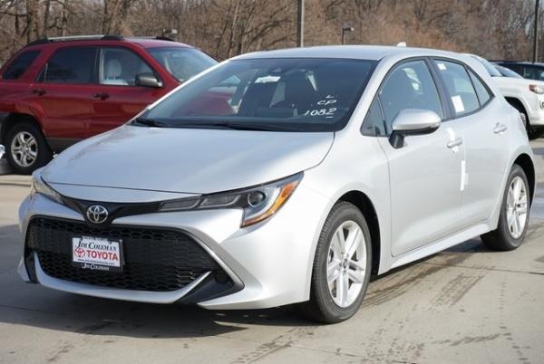 2020 Toyota Corolla Hatchback in Bethesda, MD