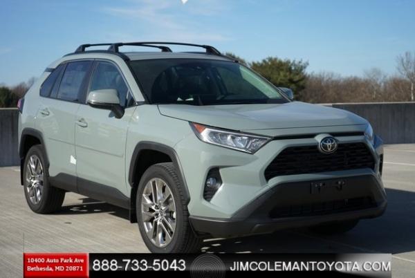 2019 Toyota RAV4 in Bethesda, MD