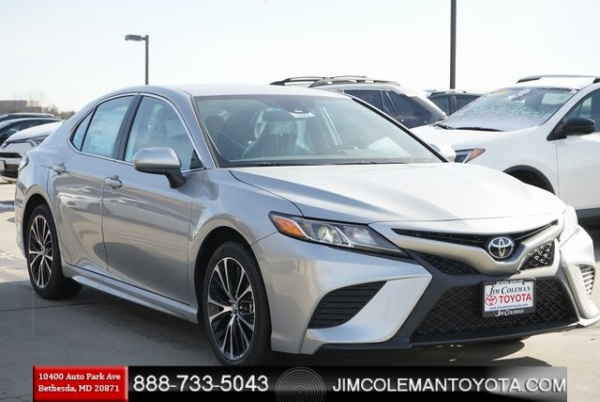 2020 Toyota Camry in Bethesda, MD