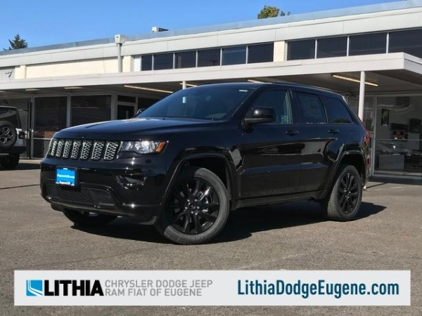 2019 Jeep Grand Cherokee in Eugene, OR