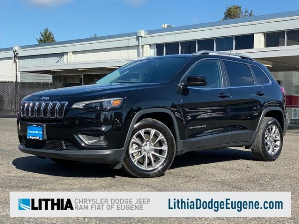 2019 Jeep Cherokee in Eugene, OR