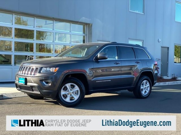 2016 Jeep Grand Cherokee in Eugene, OR