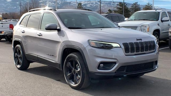 2020 Jeep Cherokee in Reno, NV