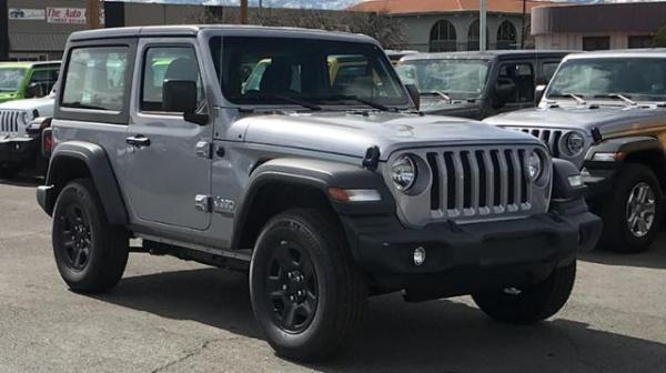 2019 Jeep Wrangler Sport