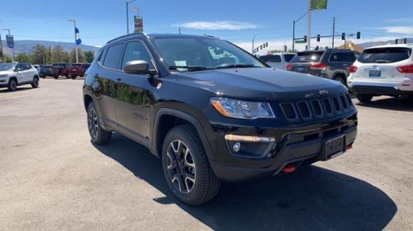 2020 Jeep Compass in Reno, NV