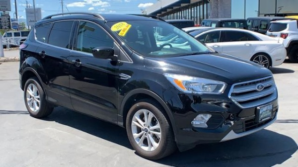 2018 Ford Escape in Reno, NV