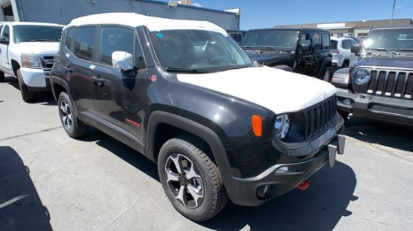 2019 Jeep Renegade in Reno, NV