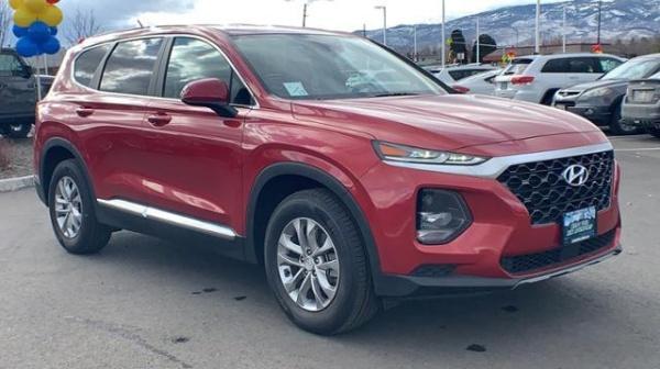 2019 Hyundai Santa Fe in Reno, NV