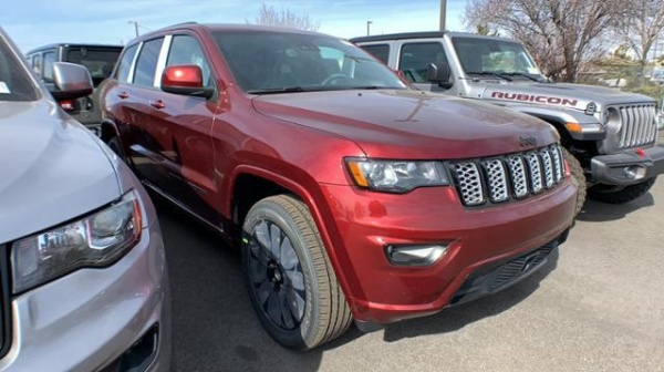 2020 Jeep Grand Cherokee in Reno, NV