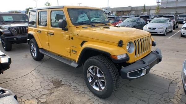 2020 Jeep Wrangler in Reno, NV