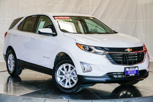 2020 Chevrolet Equinox in Fresno, CA