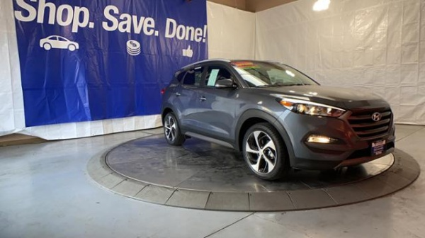2016 Hyundai Tucson in Fresno, CA