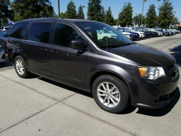 2019 Dodge Grand Caravan in Fresno, CA