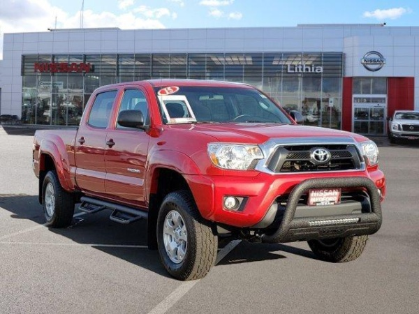 2015 Toyota Tacoma in Medford, OR