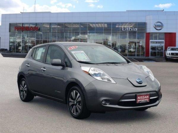2015 Nissan LEAF in Medford, OR