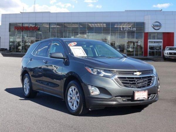 2018 Chevrolet Equinox in Medford, OR