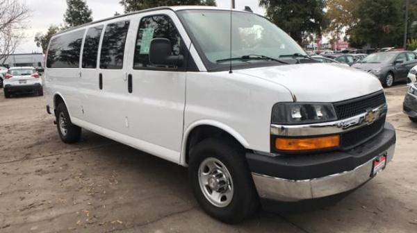 2018 Chevrolet Express Passenger in Fresno, CA