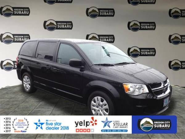 2017 Dodge Grand Caravan in Oregon City, OR