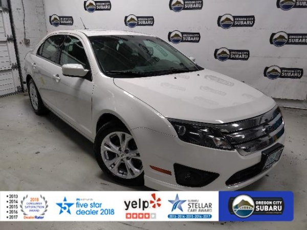 2012 Ford Fusion in Oregon City, OR