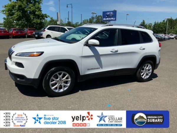 2016 Jeep Cherokee in Oregon City, OR