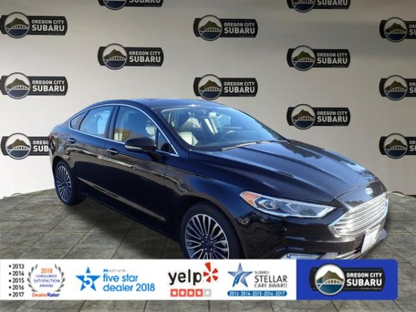2017 Ford Fusion in Oregon City, OR