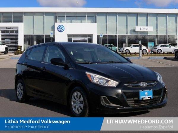 2016 Hyundai Accent in Medford, OR
