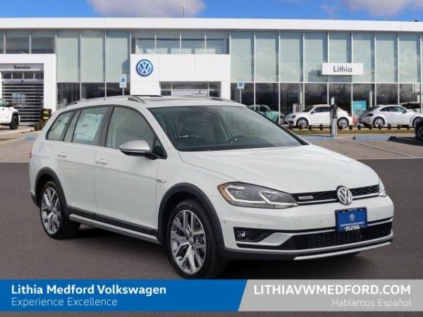 2019 Volkswagen Golf Alltrack in Medford, OR