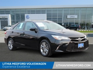 Used 2015 Toyota Camry SE I4 Automatic For Sale In Medford, OR