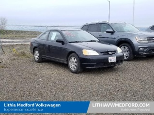 2003 Honda Civic Ex Coupe Manual For In Medford Or