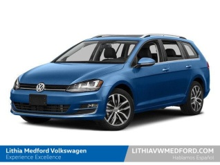 2017 Volkswagen Golf Sportwagen Tdi S Dsg For In Medford Or
