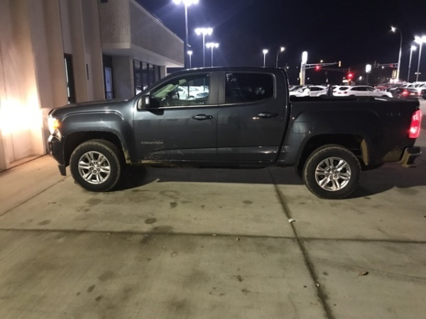 2019 GMC Canyon in Marshall, MN