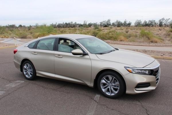 2019 Honda Accord in Peoria, AZ