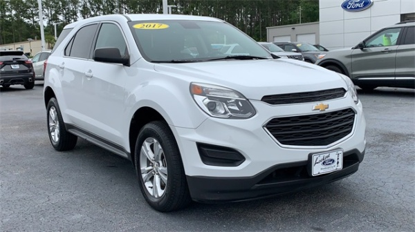 2017 Chevrolet Equinox in Morehead City, NC