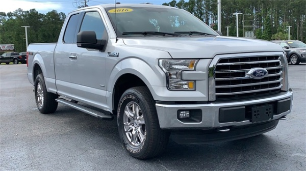 2016 Ford F-150 in Morehead City, NC