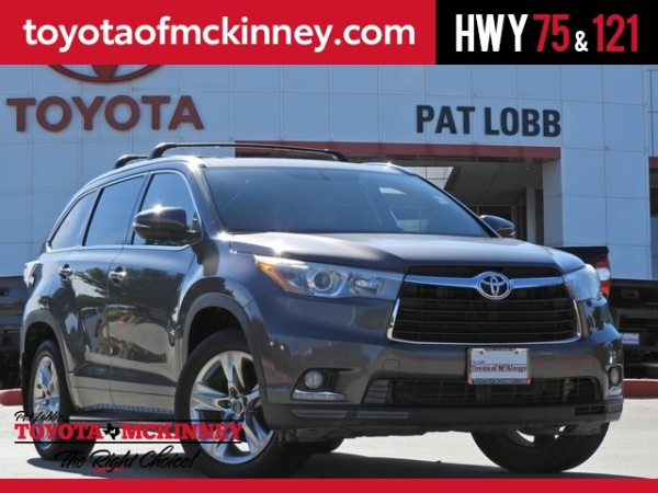 Dallas Toyota Dealers >> Used Toyota Highlander For Sale In Dallas Tx 325 Cars From