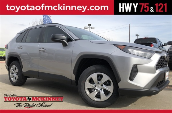 2020 Toyota RAV4 in McKinney, TX
