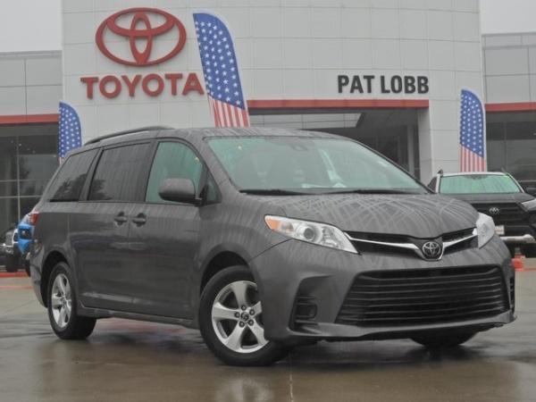 2018 Toyota Sienna in McKinney, TX