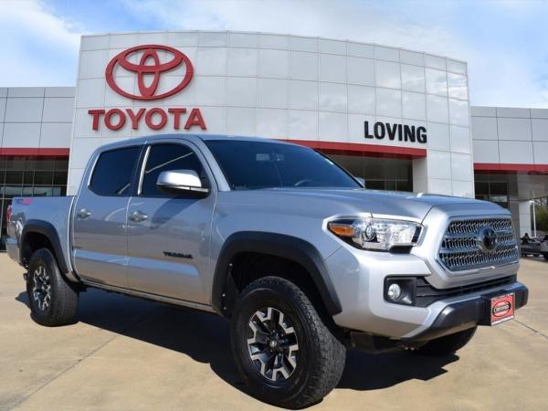 2017 Toyota Tacoma in Lufkin, TX
