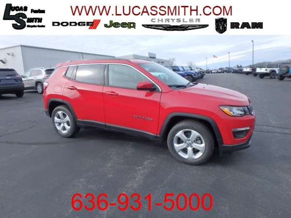 2020 Jeep Compass in Festus, MO