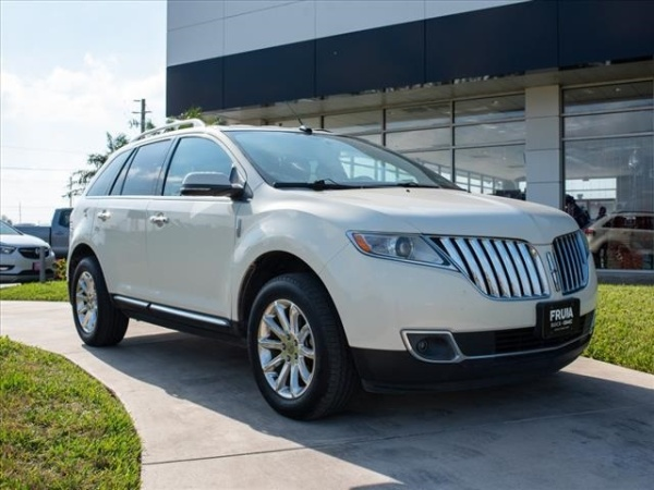 2013 Lincoln MKX in Brownsville, TX