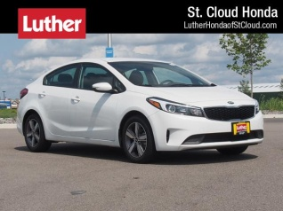 Wonderful Used 2018 Kia Forte LX Sedan Automatic For Sale In Wait Park, MN